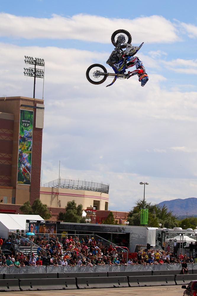 Best Whip - Vital MX Pit Bits: Monster Energy Cup - Motocross Pictures - Vital MX
