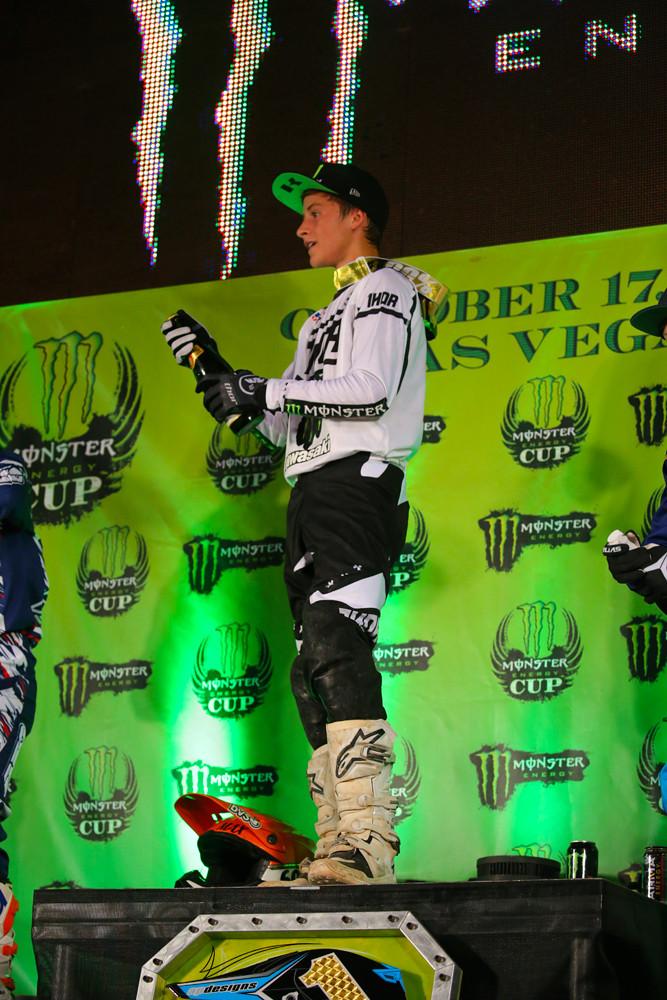 Cheap Tricks - Vital MX Pit Bits: Monster Energy Cup - Motocross Pictures - Vital MX