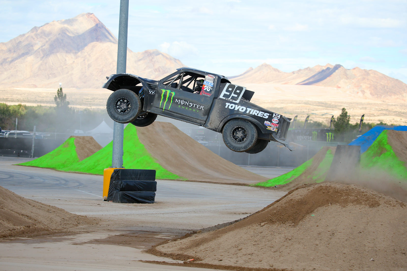 Kyle Leduc - Vital MX Pit Bits: Monster Energy Cup - Motocross Pictures - Vital MX