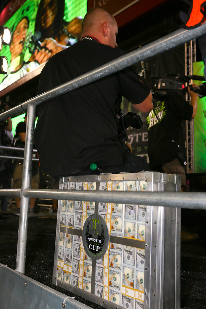Randoms - Vital MX Pit Bits: Monster Energy Cup - Motocross Pictures - Vital MX