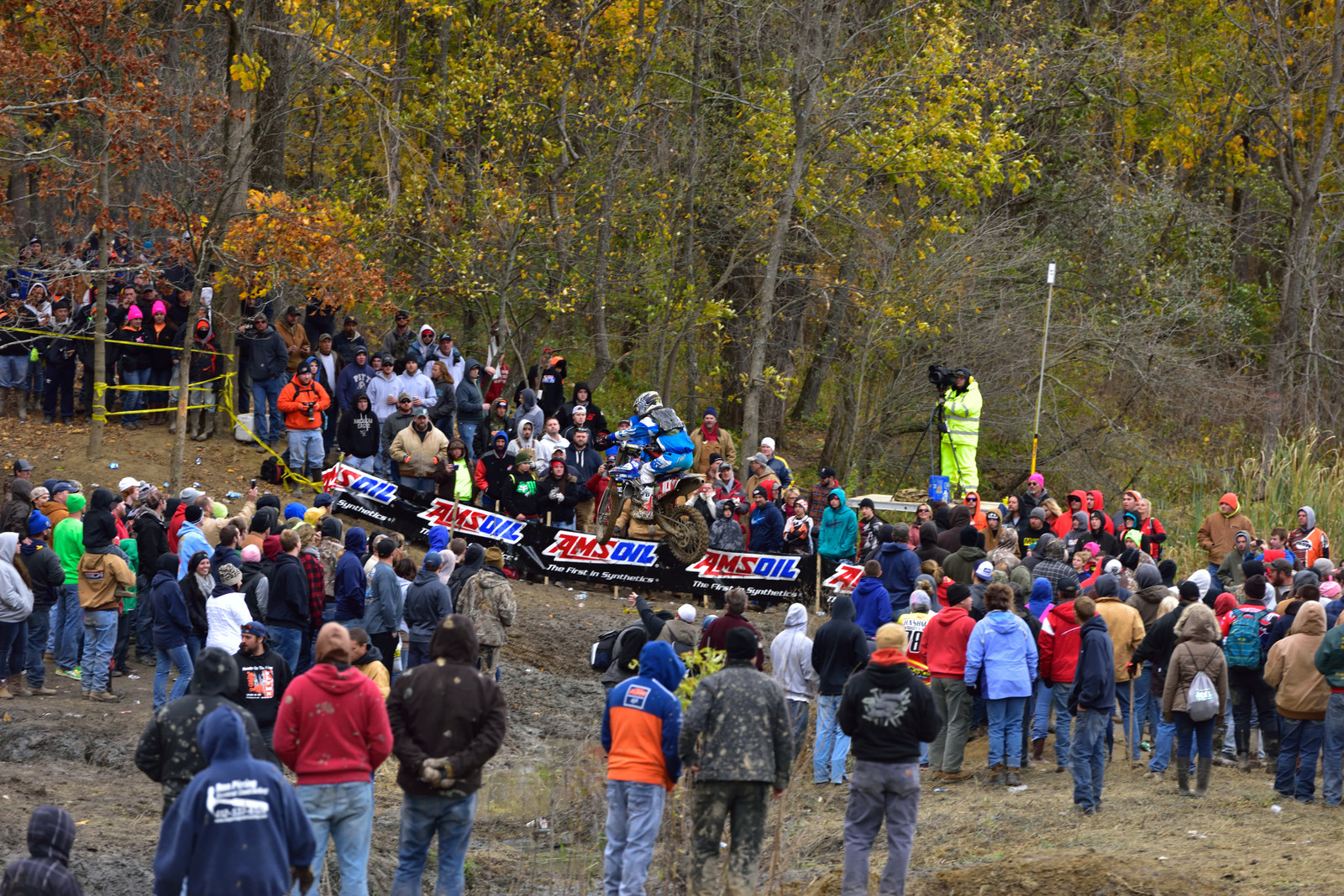 Fans - Photo Blast: Powerline Park GNCC - Motocross Pictures - Vital MX