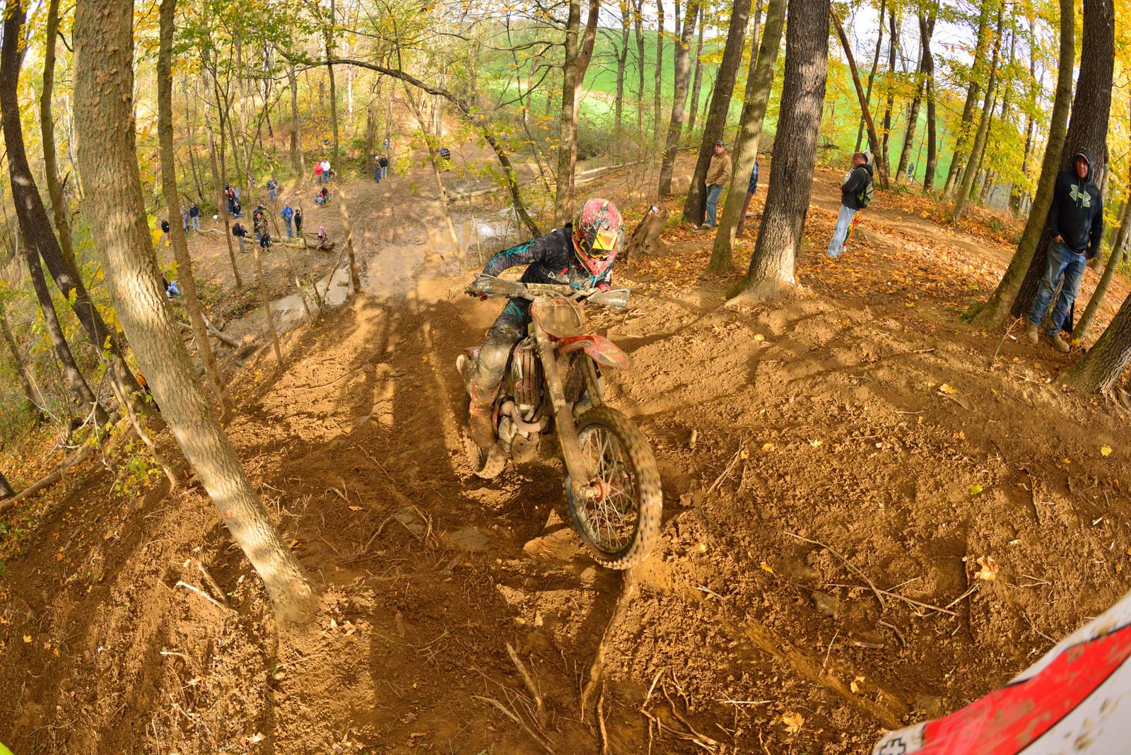 Those hills... - Photo Blast: Powerline Park GNCC - Motocross Pictures - Vital MX