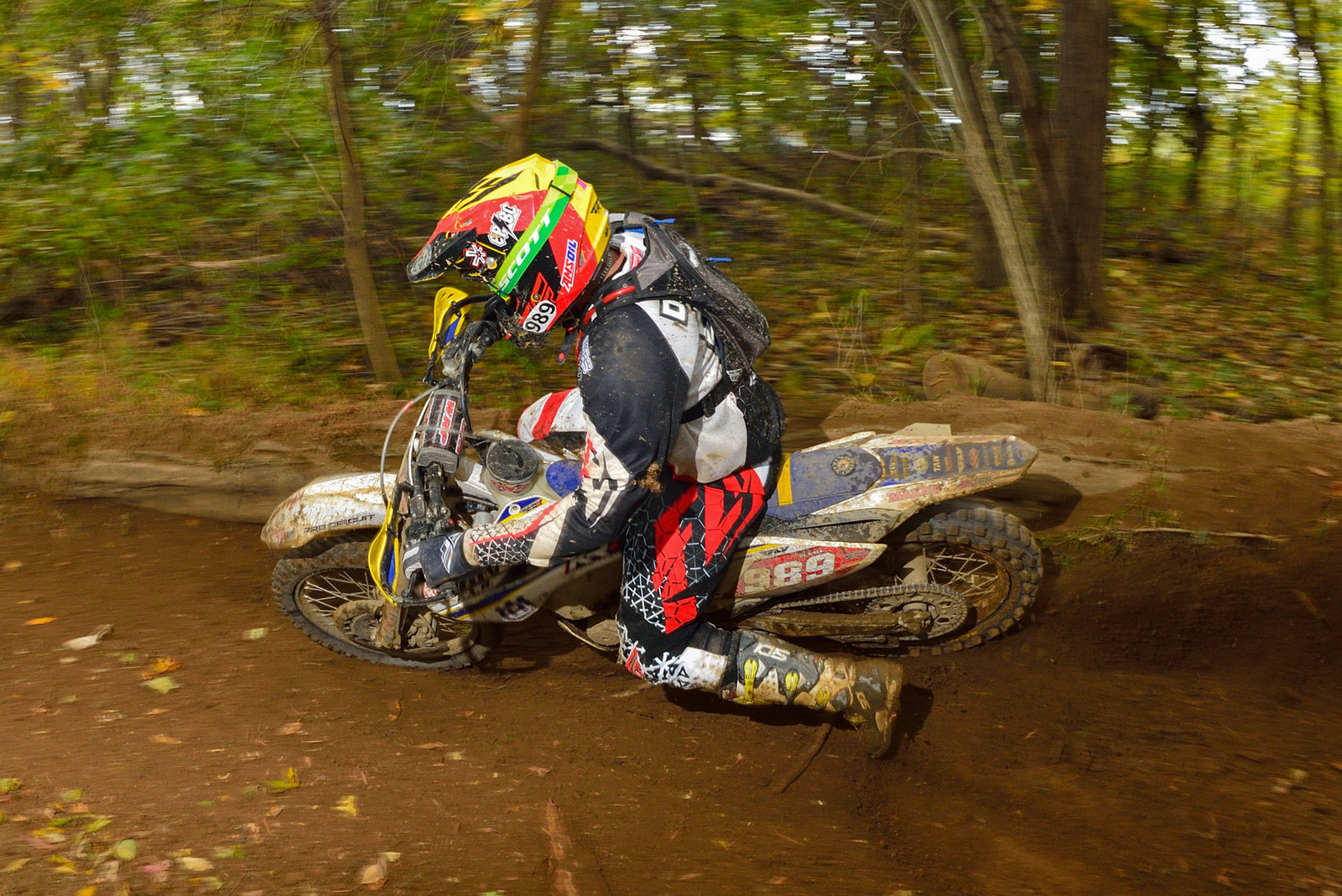Thad Duvall - Photo Blast: Powerline Park GNCC - Motocross Pictures - Vital MX