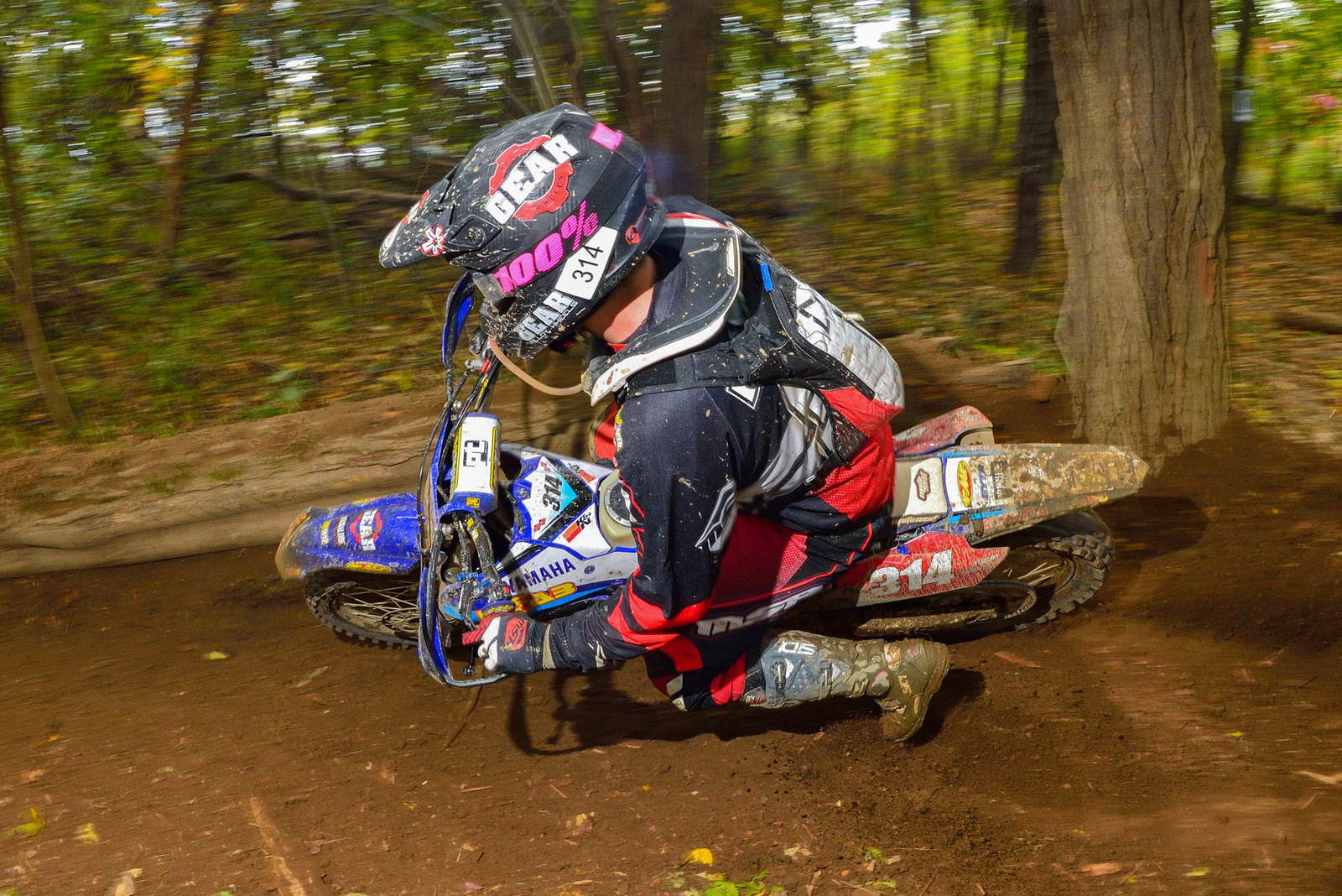 Grant Baylor - Photo Blast: Powerline Park GNCC - Motocross Pictures - Vital MX
