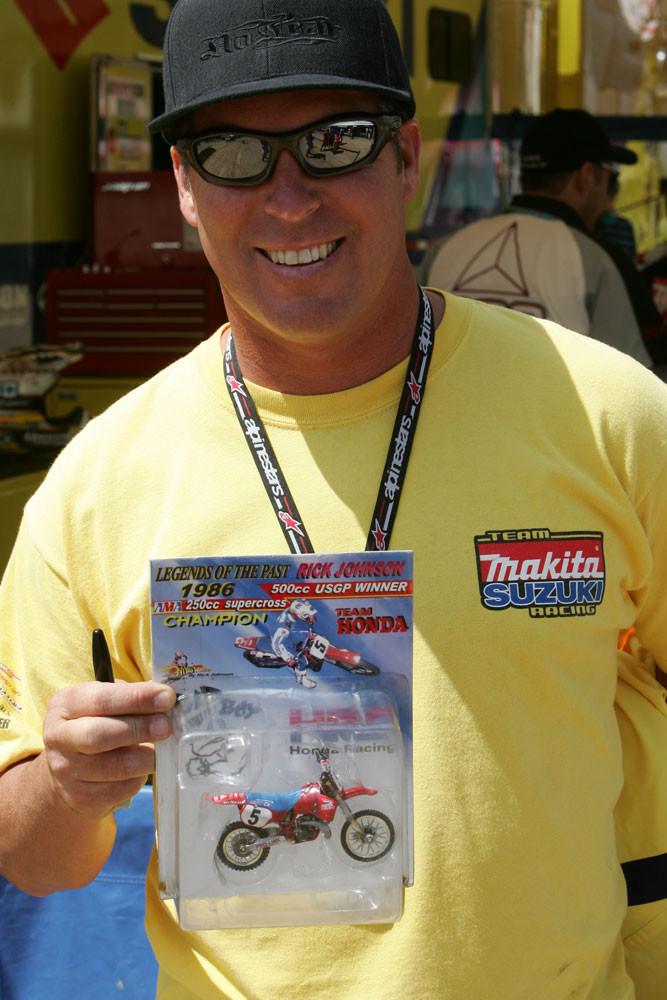 RJ - Pit Bits: Glen Helen '06 - Motocross Pictures - Vital MX