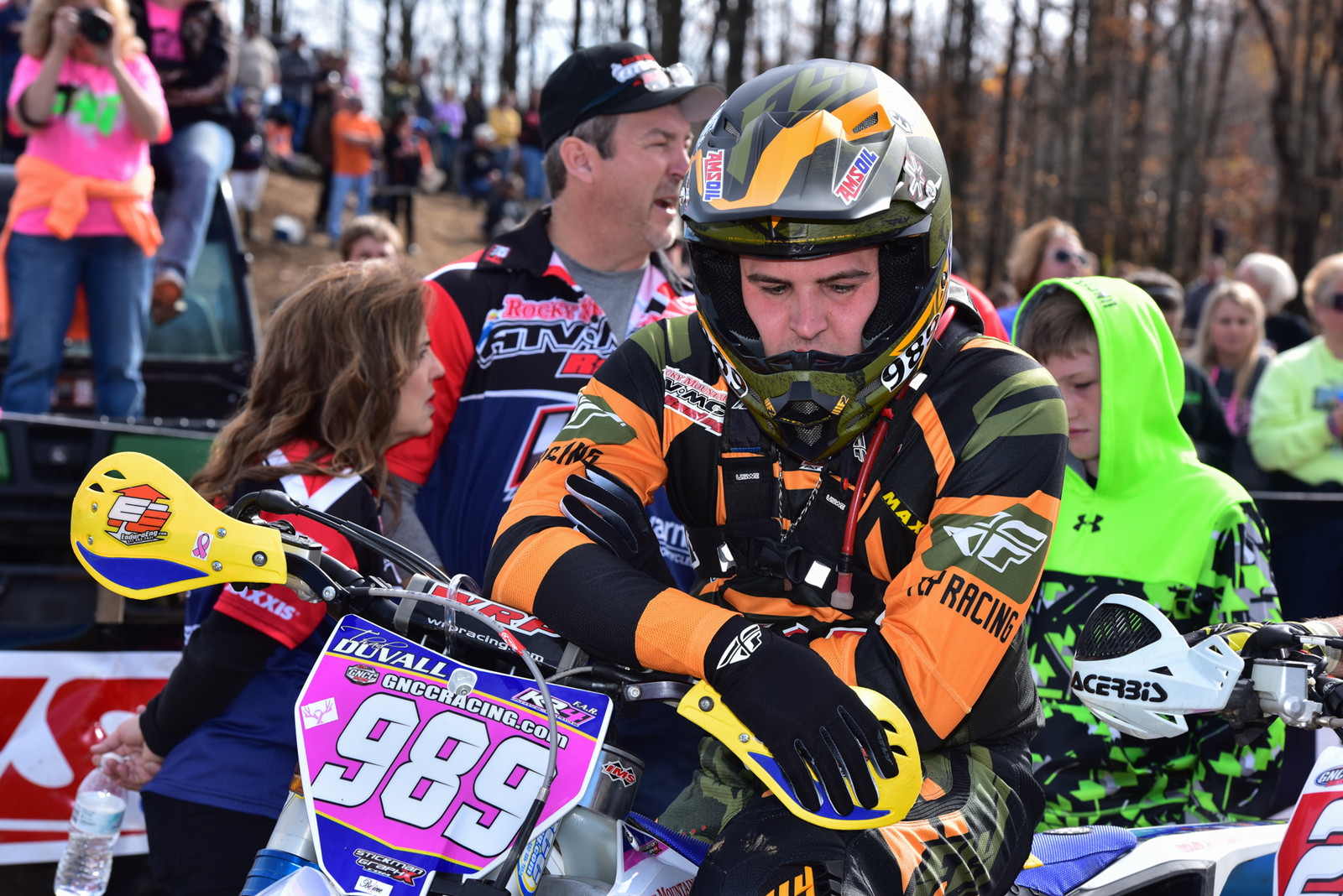 Thad Duvall - Photo Blast: Ironman GNCC - Motocross Pictures - Vital MX