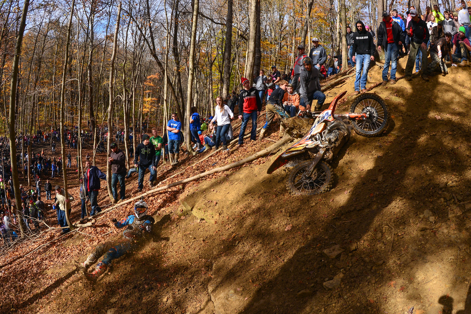 Whoops - Photo Blast: Ironman GNCC - Motocross Pictures - Vital MX
