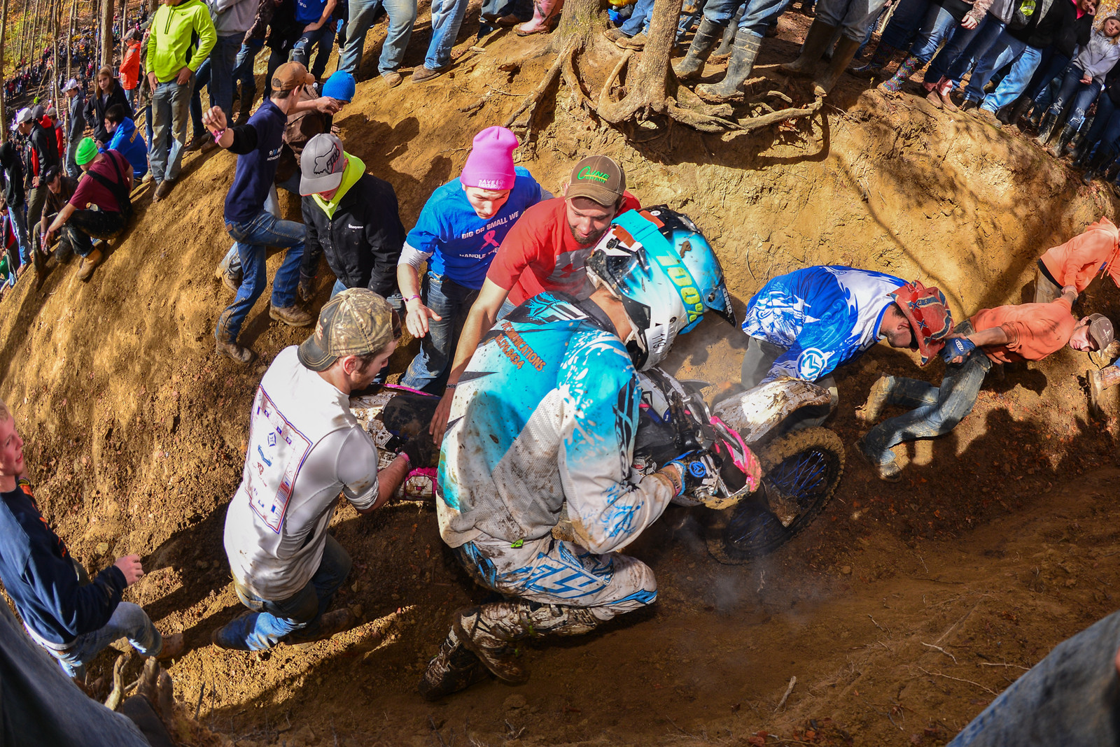Mud Fleas - Photo Blast: Ironman GNCC - Motocross Pictures - Vital MX