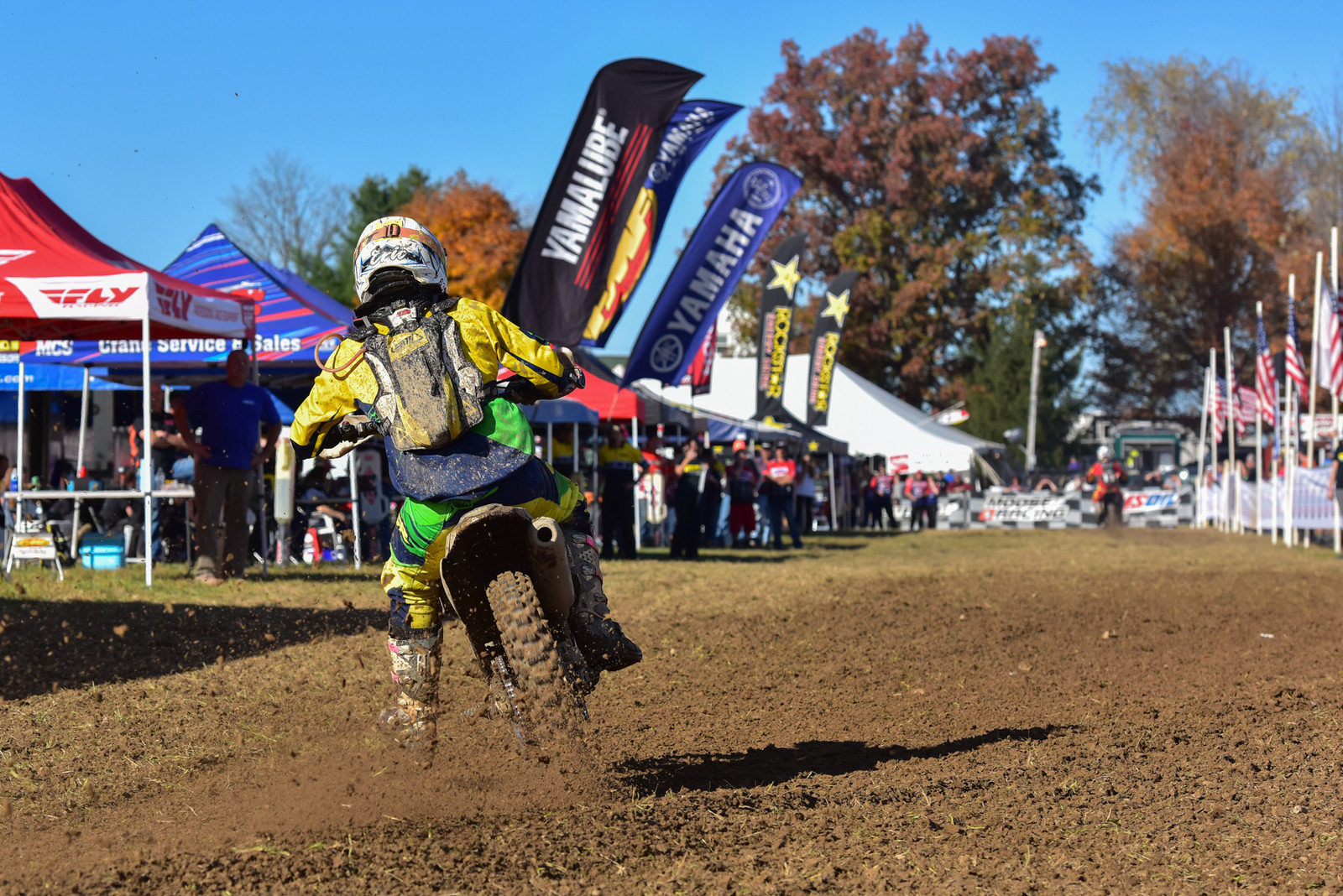 Another lap - Photo Blast: Ironman GNCC - Motocross Pictures - Vital MX