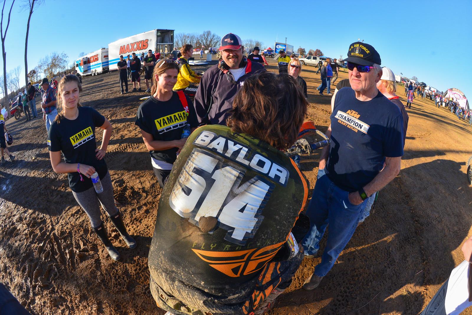 Steward Baylor - Photo Blast: Ironman GNCC - Motocross Pictures - Vital MX