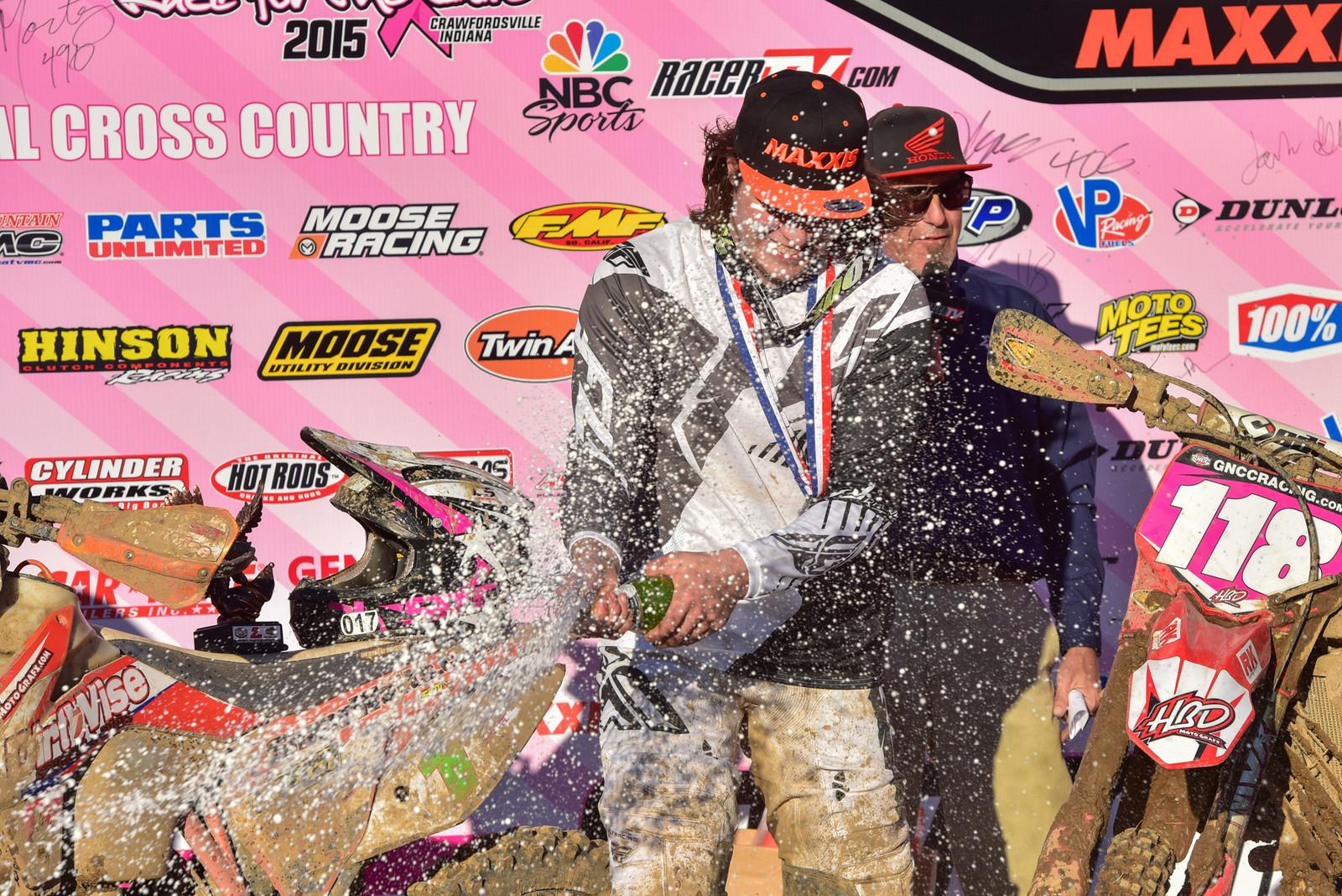 Trevor Bollinger - Photo Blast: Ironman GNCC - Motocross Pictures - Vital MX