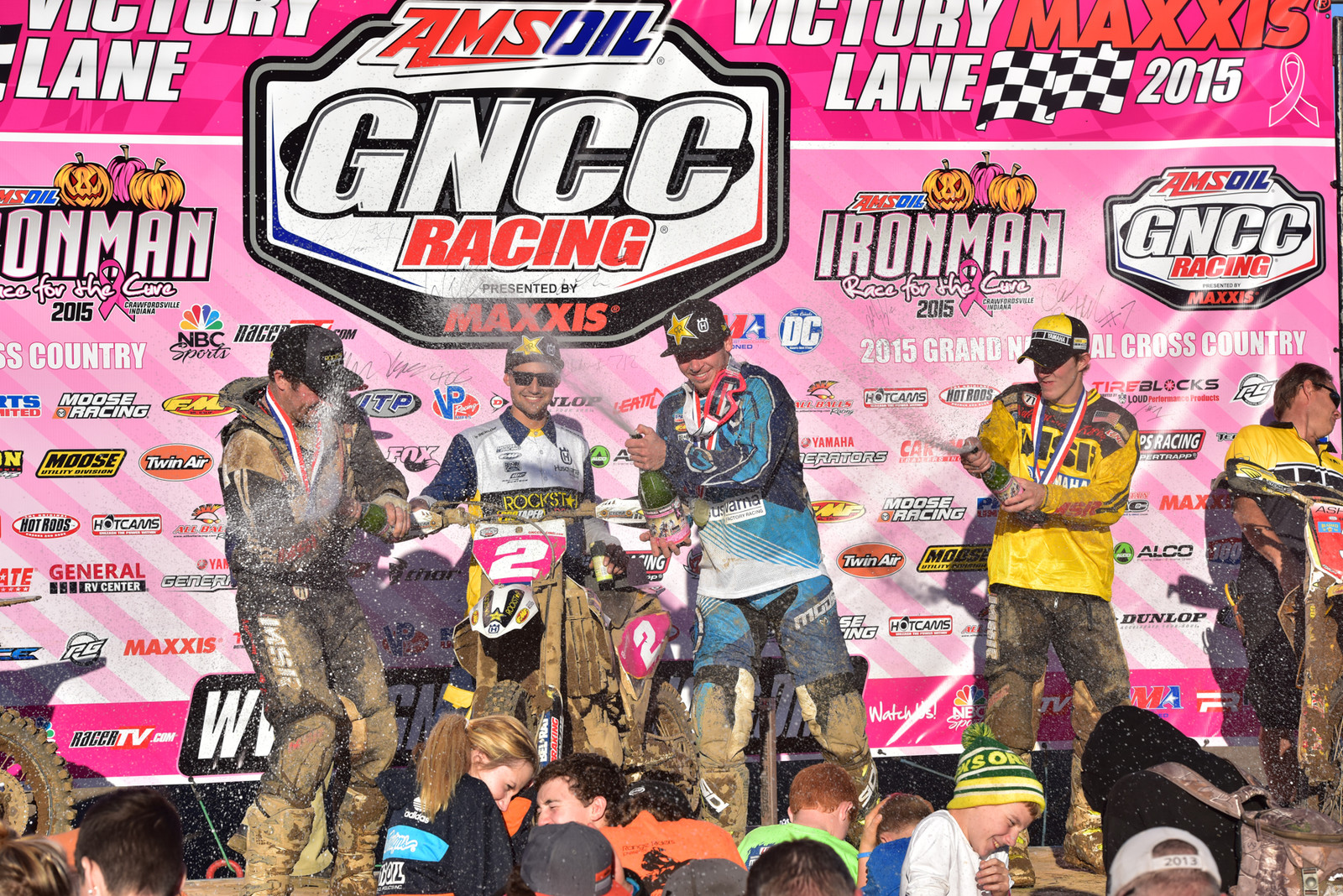 Bubbly - Photo Blast: Ironman GNCC - Motocross Pictures - Vital MX