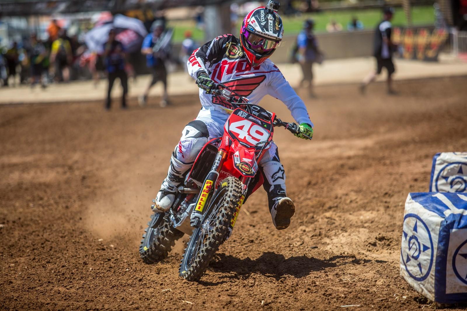 Jimmy DeCotis - Photo Blast: Australian Supercross Championship from Adelaide - Motocross Pictures - Vital MX