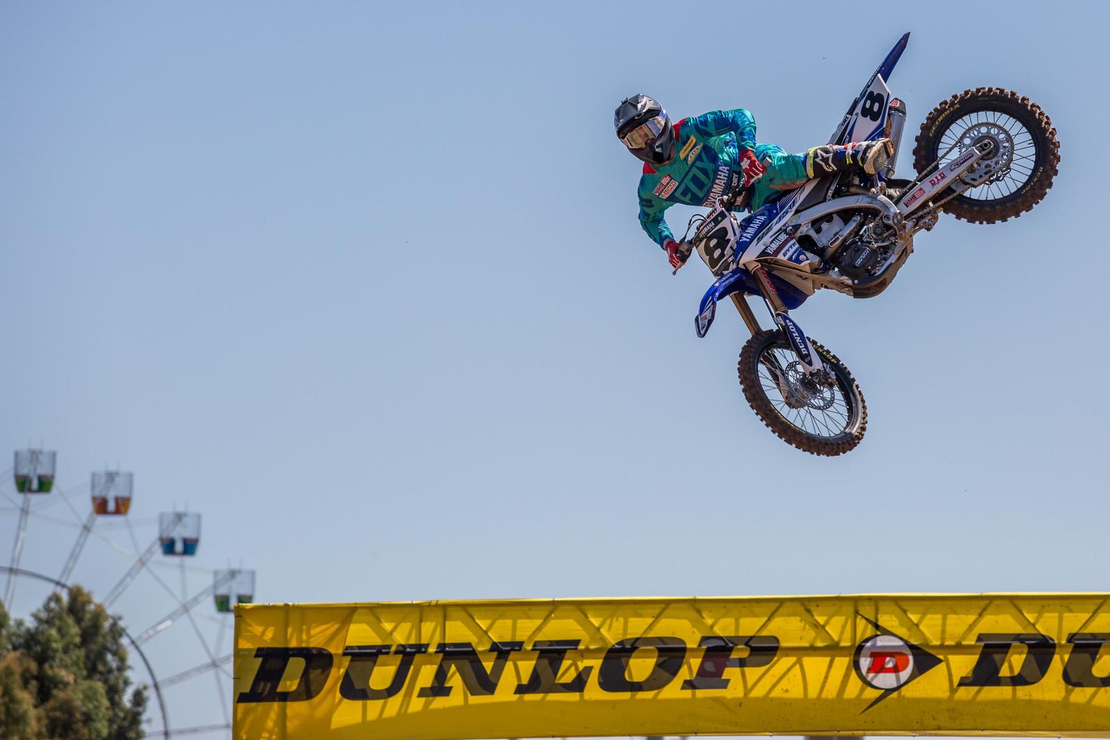 Kade Mosig - Photo Blast: Australian Supercross Championship from Adelaide - Motocross Pictures - Vital MX