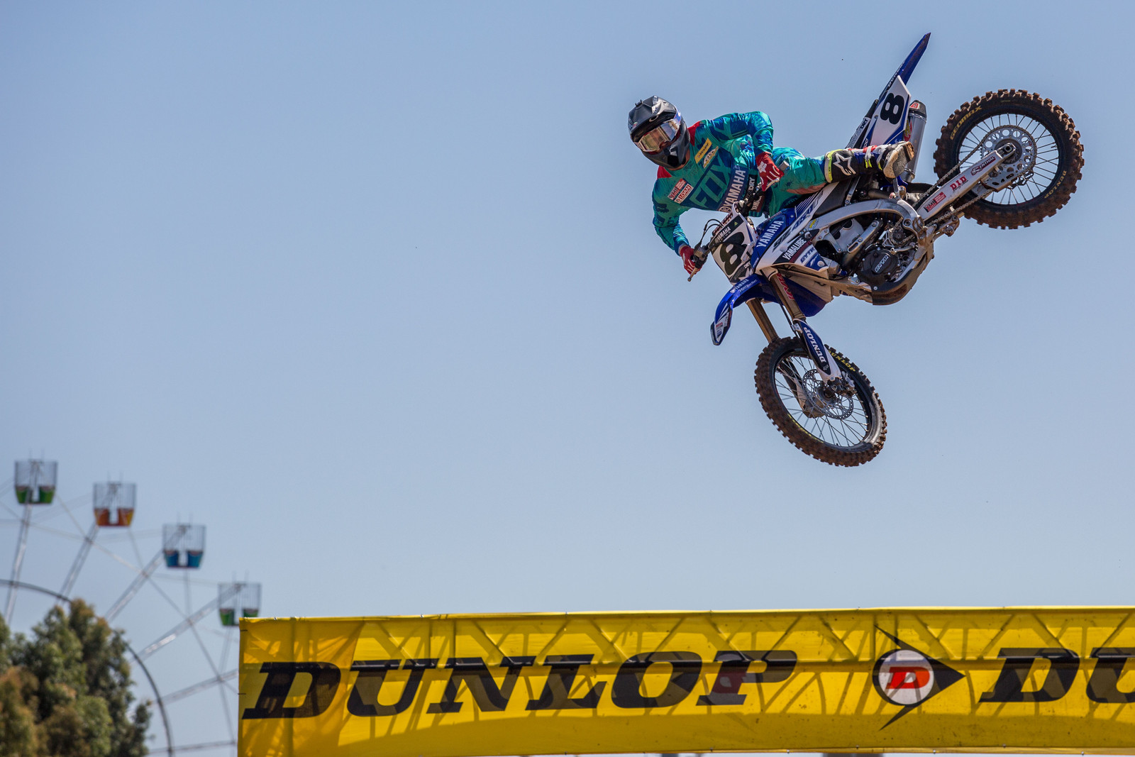 Kade Mosig - Photo Blast: Australian Supercross Championship from Adelaide - Motocross Pictures - Vital MX