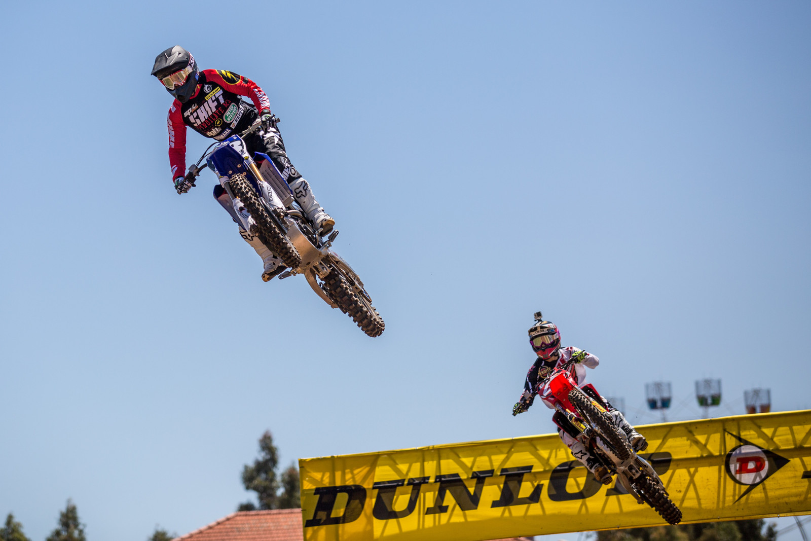 Wade Hunter - Photo Blast: Australian Supercross Championship from Adelaide - Motocross Pictures - Vital MX
