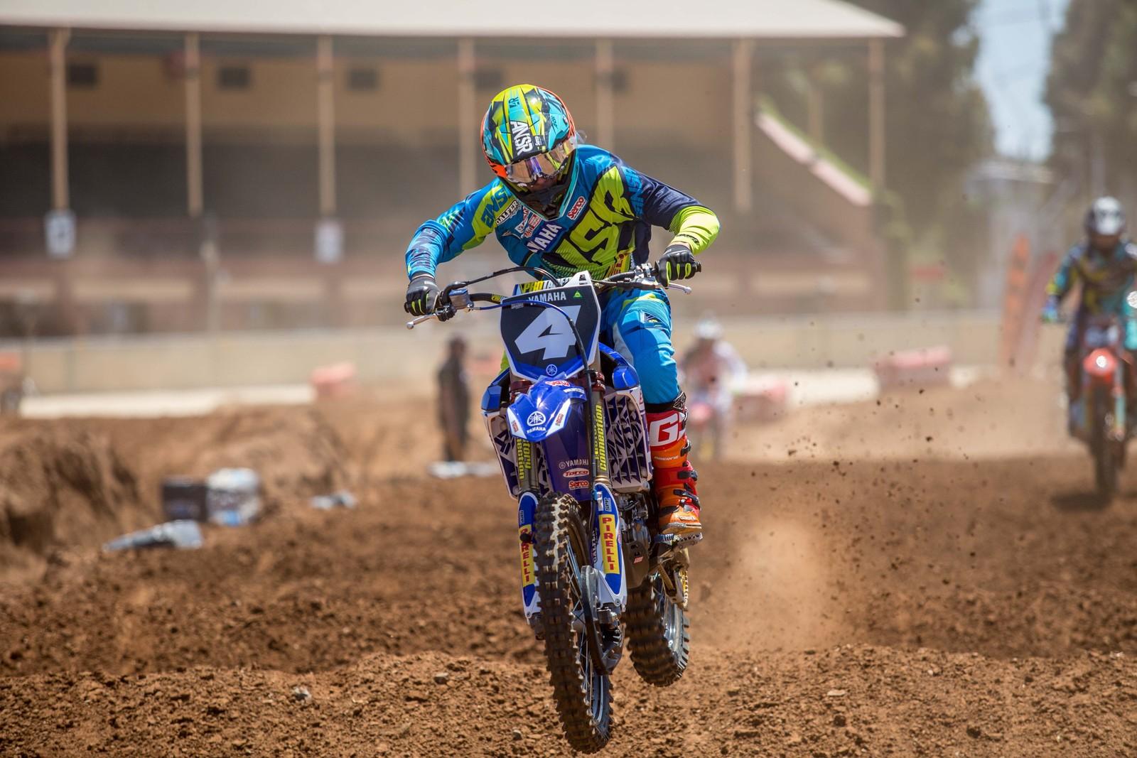 Luke Clout - Photo Blast: Australian Supercross Championship from Adelaide - Motocross Pictures - Vital MX