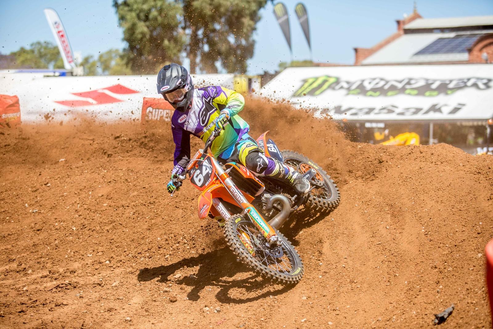 Dylan Wills - Photo Blast: Australian Supercross Championship from Adelaide - Motocross Pictures - Vital MX