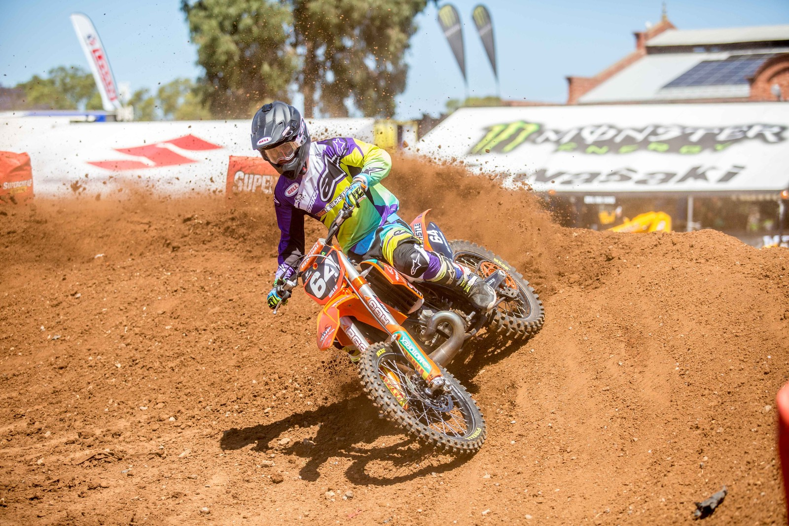 Dylan Wills - Photo Blast: Australian Supercross Championship from Adelaide - Motocross Pictures - Vital MX