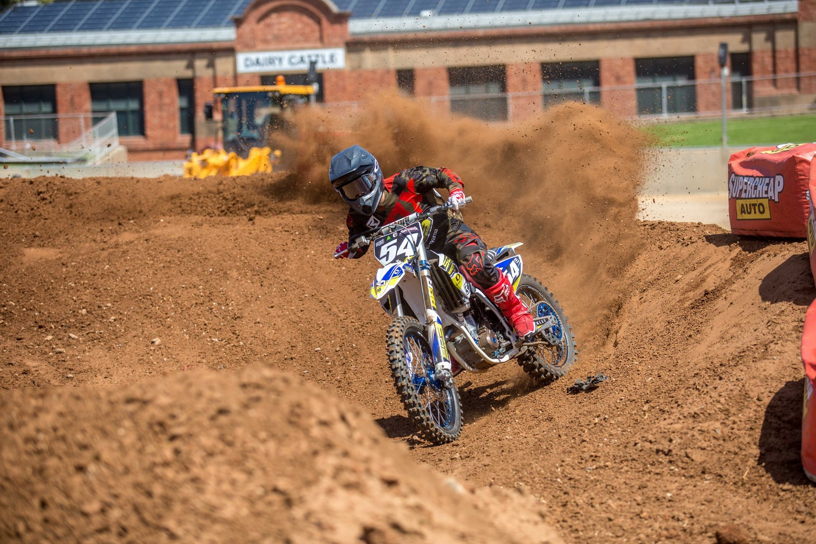 Luke Arbon - Photo Blast: Australian Supercross Championship from Adelaide - Motocross Pictures - Vital MX