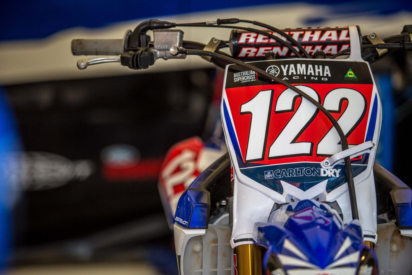Dan Reardon - Photo Blast: Australian Supercross Championship from Adelaide - Motocross Pictures - Vital MX