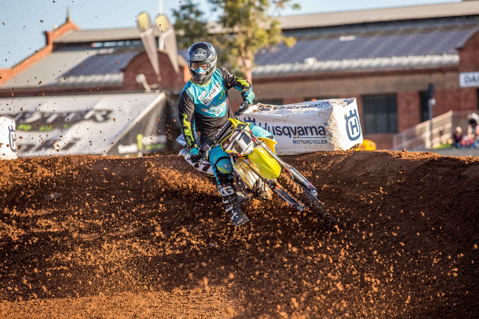 Sam Martin - Photo Blast: Australian Supercross Championship from Adelaide - Motocross Pictures - Vital MX