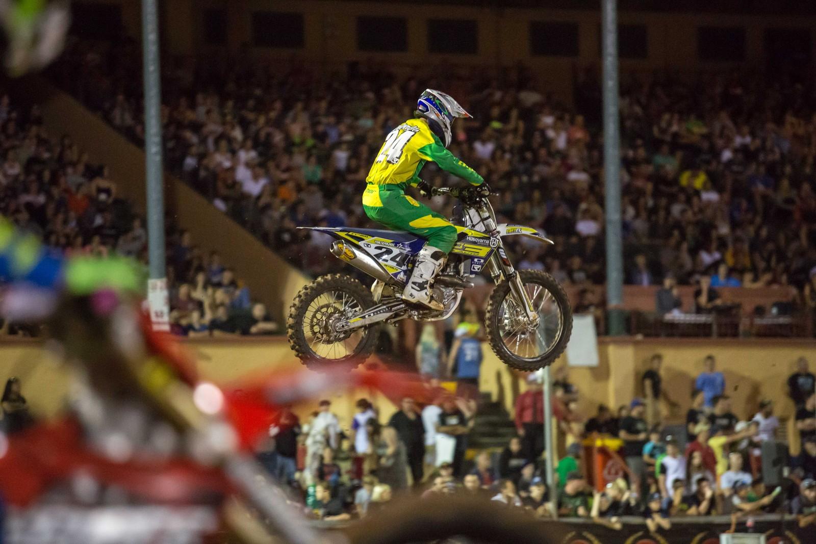 Brett Metcalfe - Photo Blast: Australian Supercross Championship from Adelaide - Motocross Pictures - Vital MX