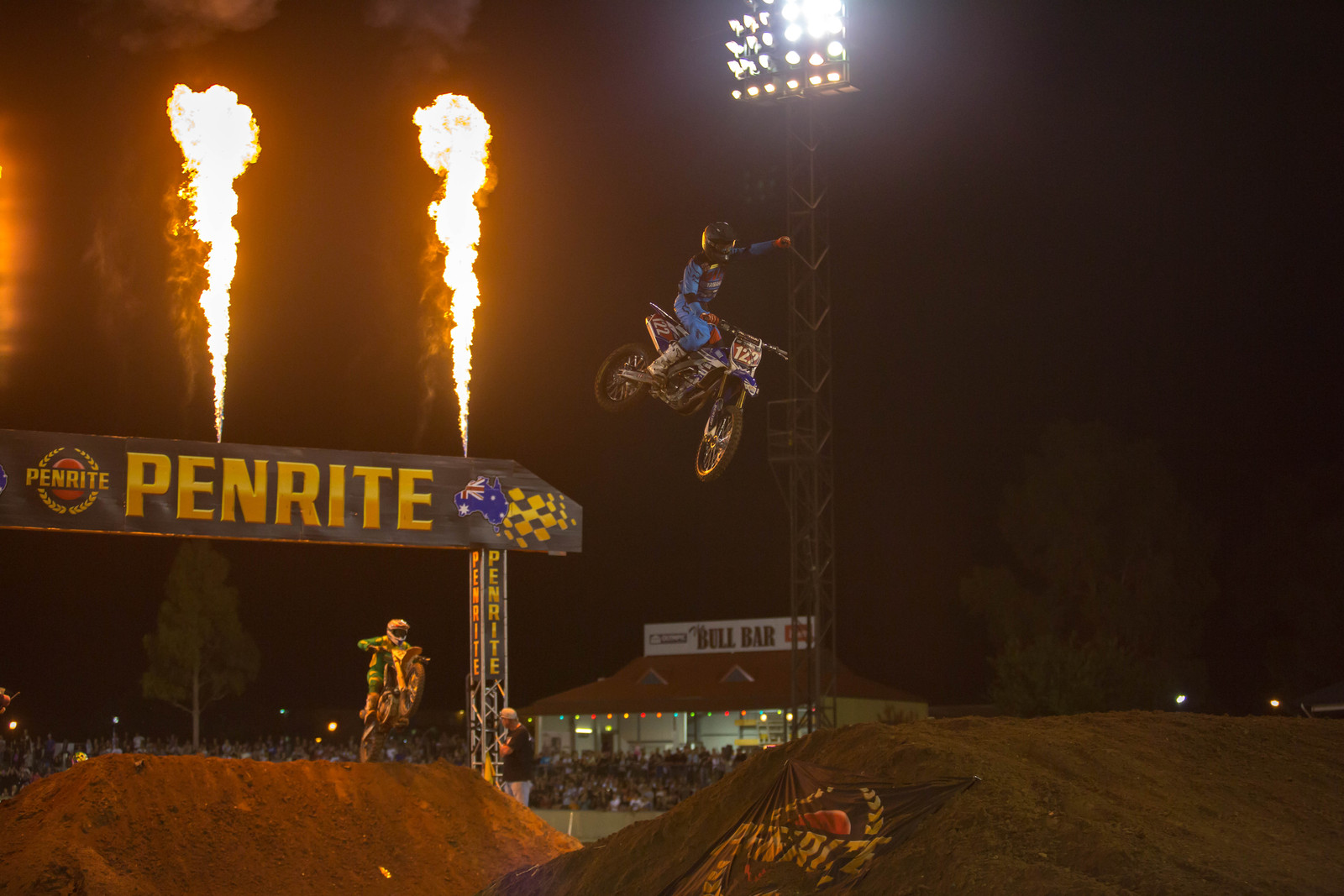 Dan Reardon - Photo Blast: Australian Supercross Championship from Adelaide - Motocross Pictures - Vital MX