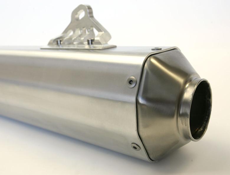 Rocket Exhaust's new inlet bezel