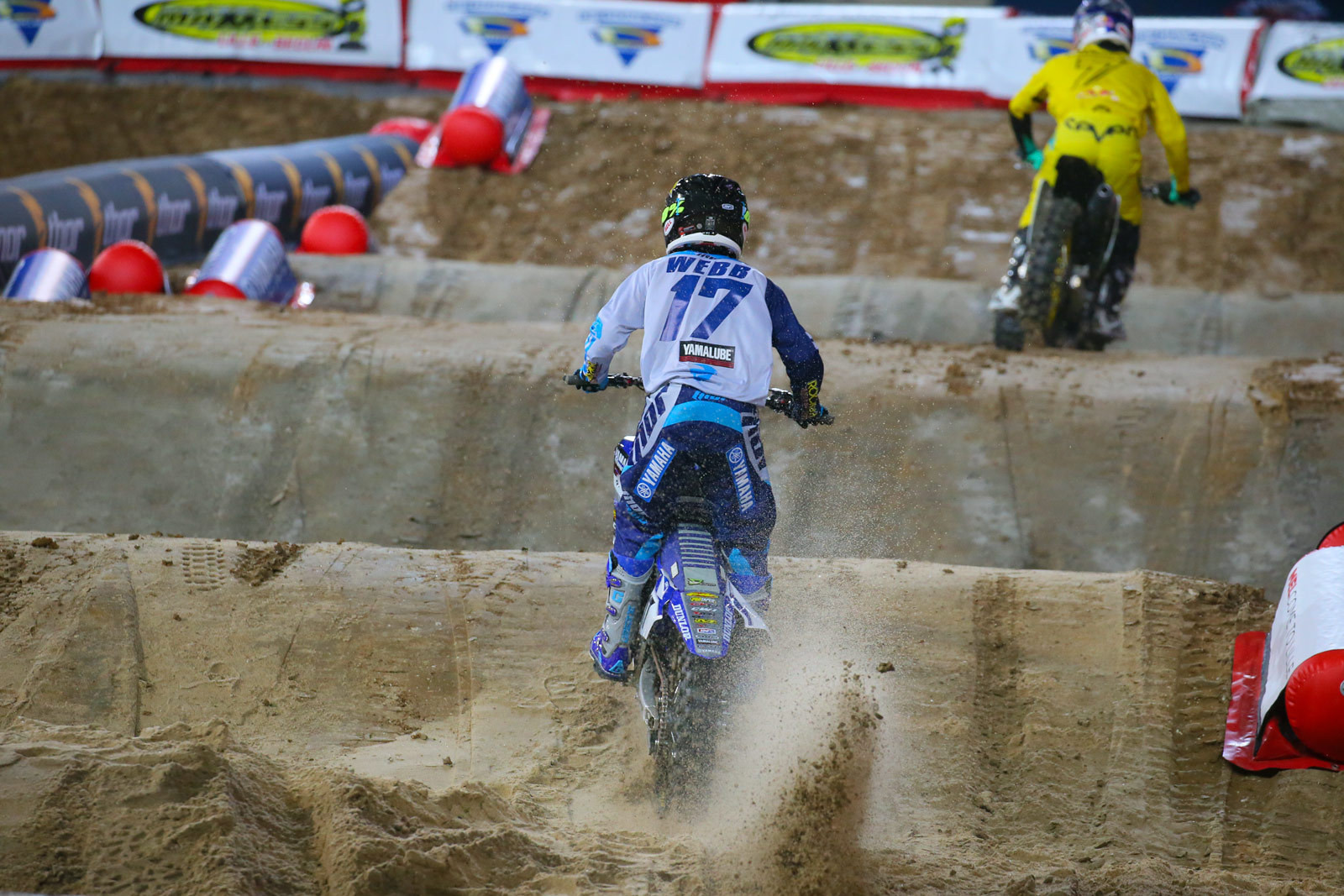 Cooper Webb - Supercross Paris-Lille: Press Day - Motocross Pictures - Vital MX