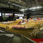Supercross Paris-Lille: Press Day