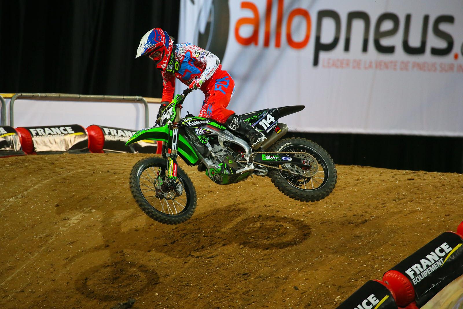 Livia Lancelot - Supercross Paris-Lille: Press Day - Motocross Pictures - Vital MX