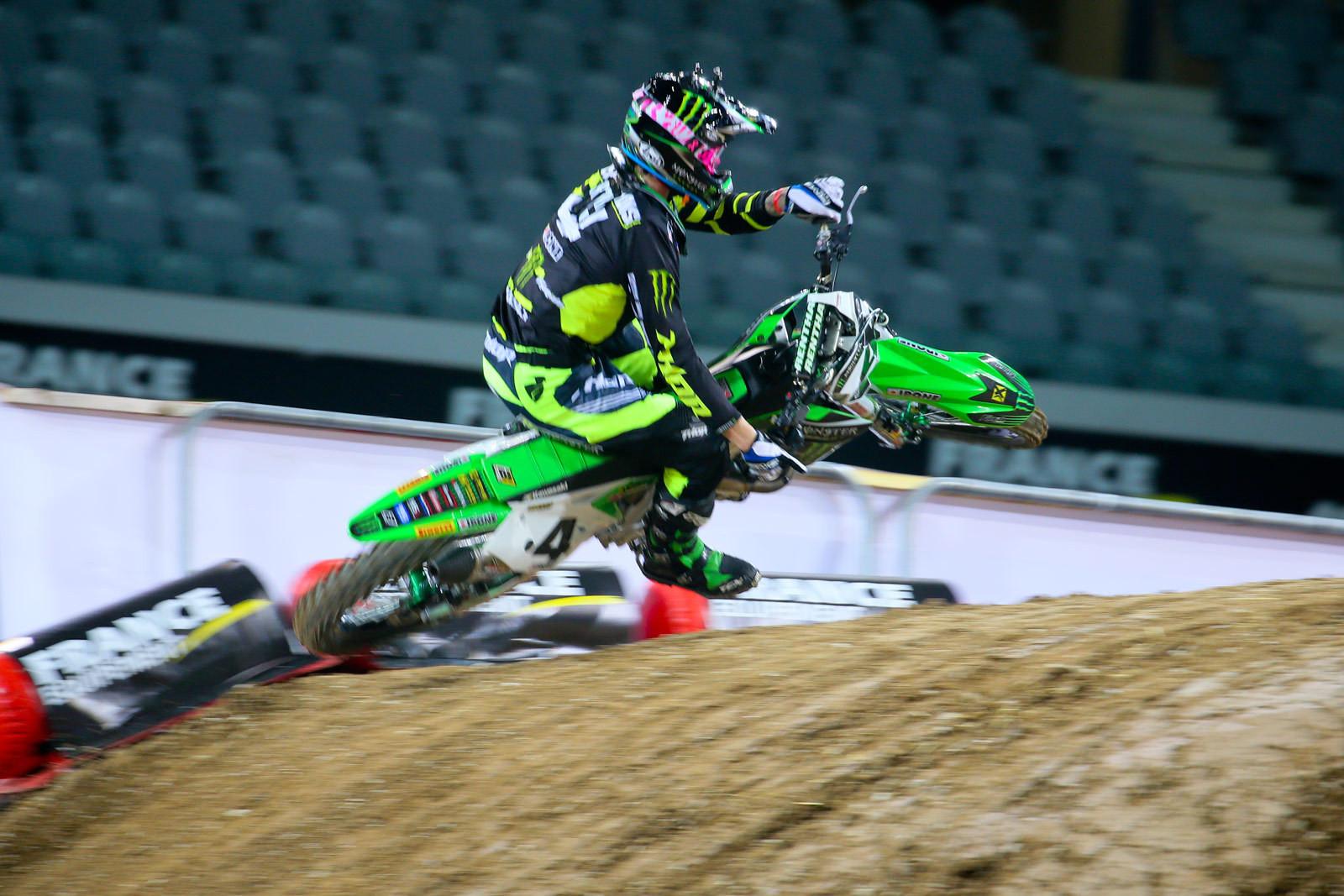 Dylan Ferrandis - Supercross Paris-Lille: Press Day - Motocross Pictures - Vital MX