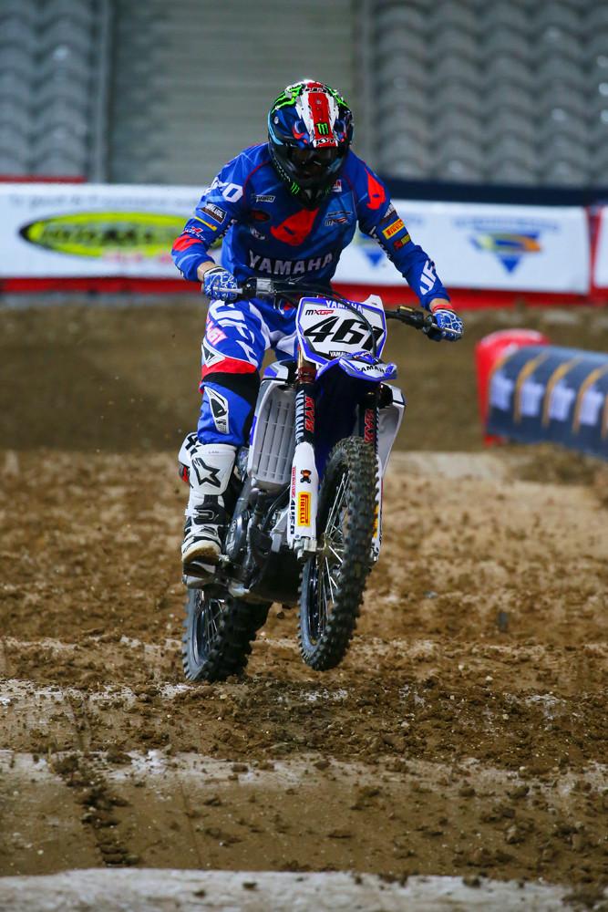 Romain Febvre - Supercross Paris-Lille: Press Day - Motocross Pictures - Vital MX