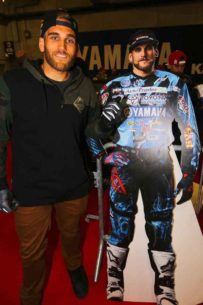 Weston Peick - Vital MX Pit Bits: Paris-Lille Supercross - Motocross Pictures - Vital MX