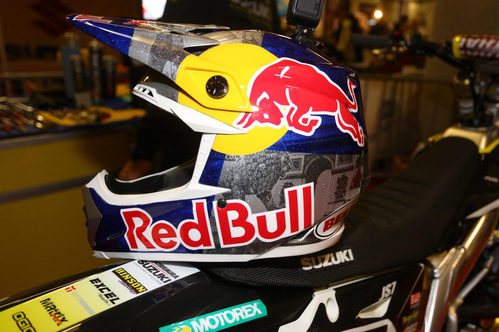 James Stewart - Vital MX Pit Bits: Paris-Lille Supercross - Motocross Pictures - Vital MX