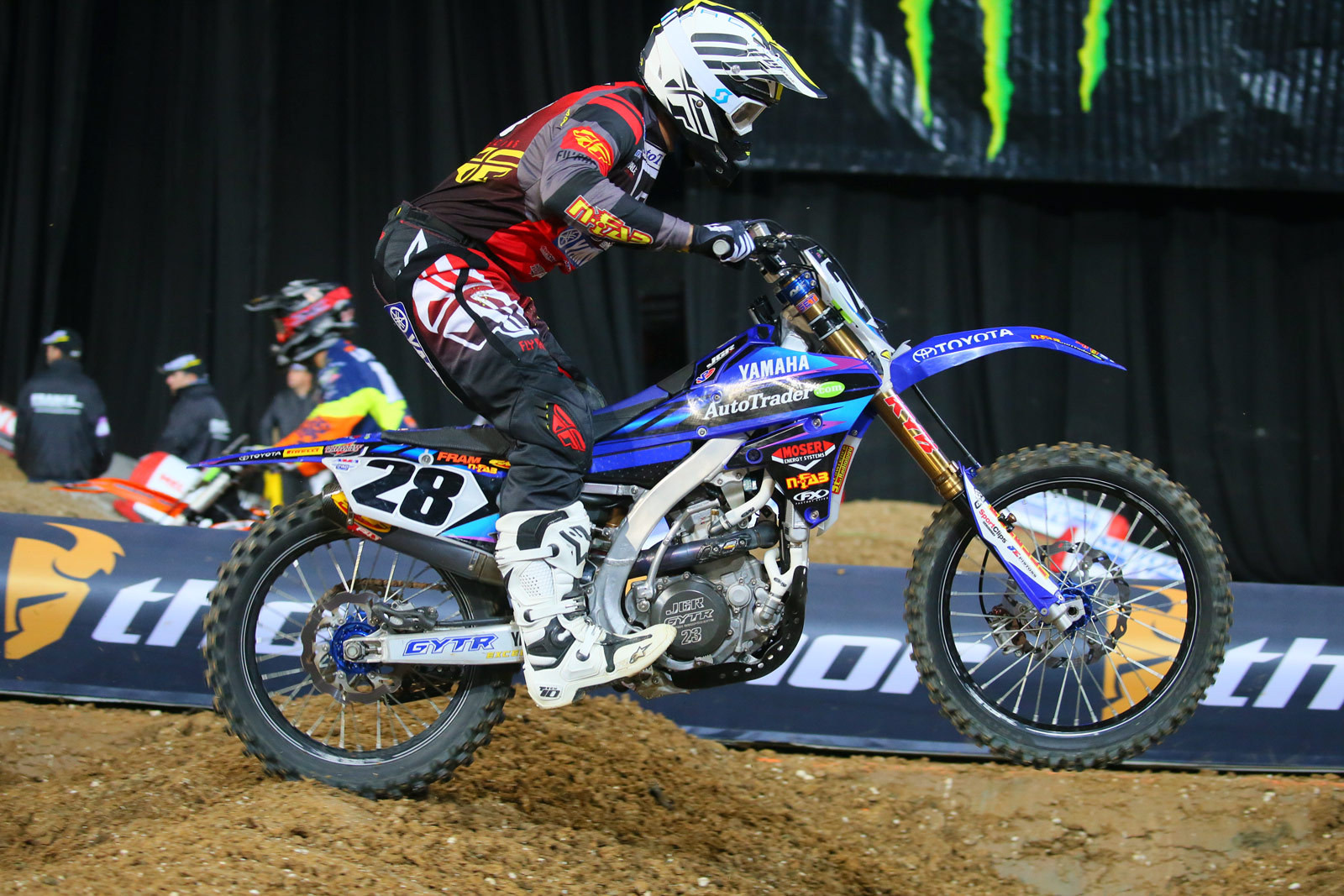 Weston Peick - Vital MX Pit Bits: Paris-Lille Supercross - Motocross Pictures - Vital MX