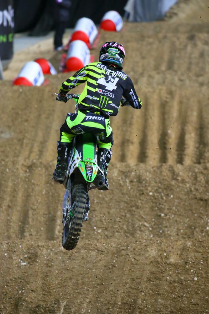 Dylan Ferrandis - Vital MX Pit Bits: Paris-Lille Supercross - Motocross Pictures - Vital MX