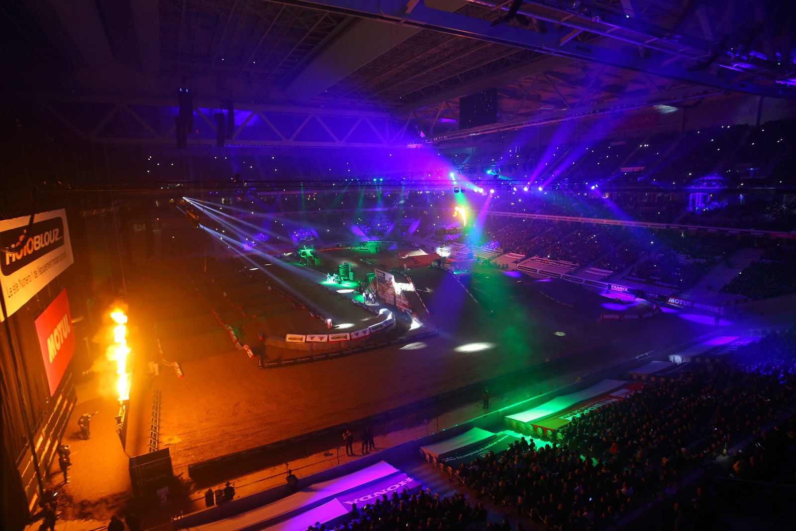 Supercross Paris-Lille - Photo Blast: Paris-Lille Supercross - Motocross Pictures - Vital MX
