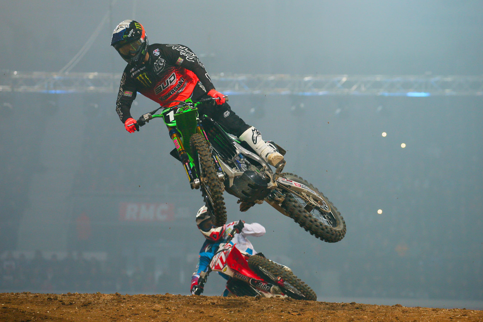 SX2 Main Event One - Photo Blast: Paris-Lille Supercross - Motocross Pictures - Vital MX