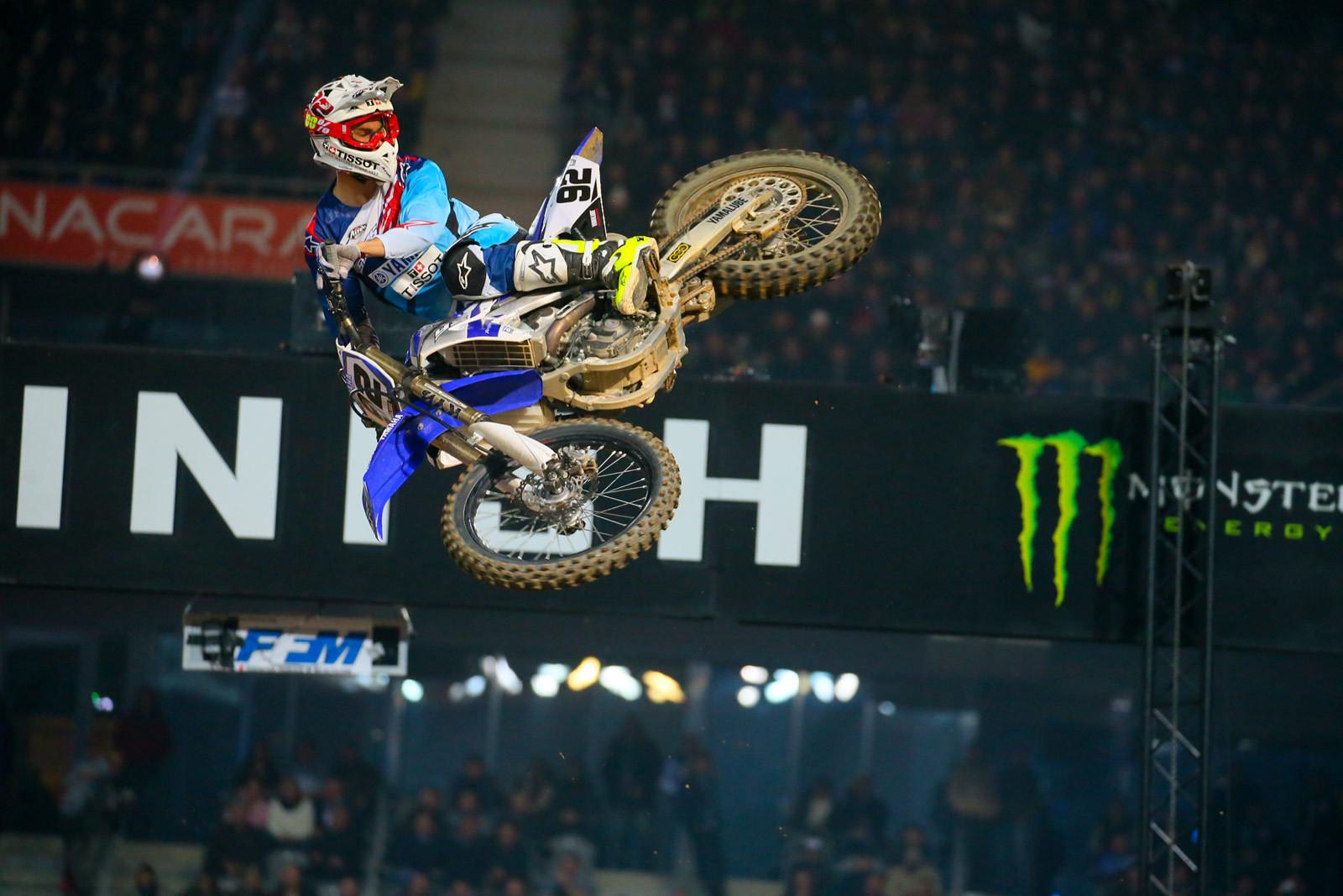 Superpole - Photo Blast: Paris-Lille Supercross - Motocross Pictures - Vital MX