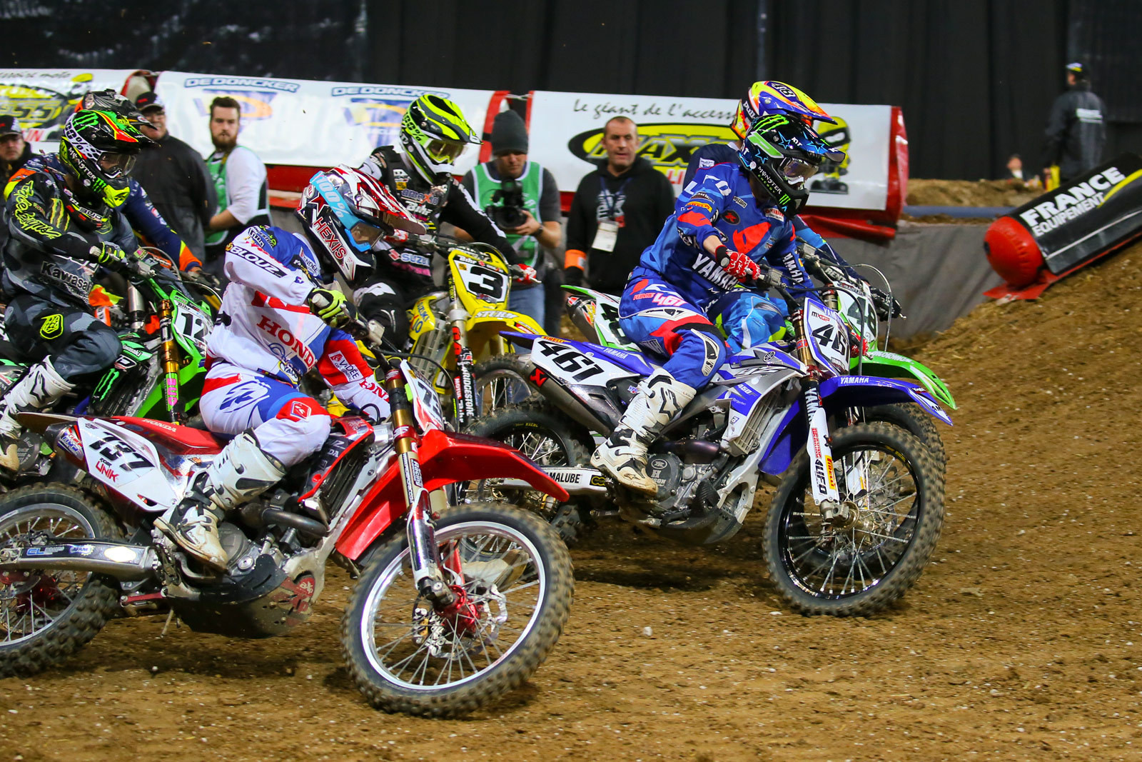 SX1 LCQ - Photo Blast: Paris-Lille Supercross - Motocross Pictures - Vital MX