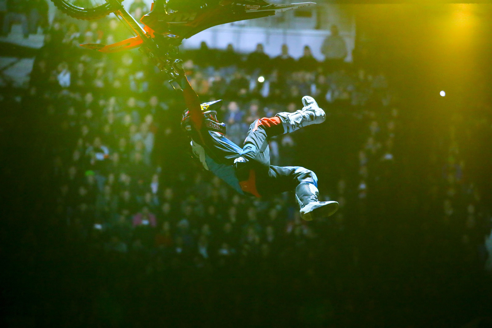 FMX Round Two - Photo Blast: Paris-Lille Supercross - Motocross Pictures - Vital MX