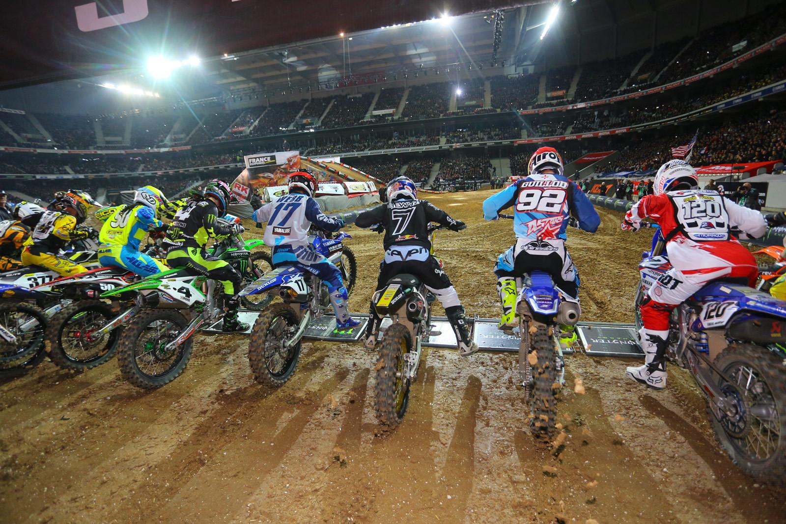 SX1 Main Event - Photo Blast: Paris-Lille Supercross - Motocross Pictures - Vital MX