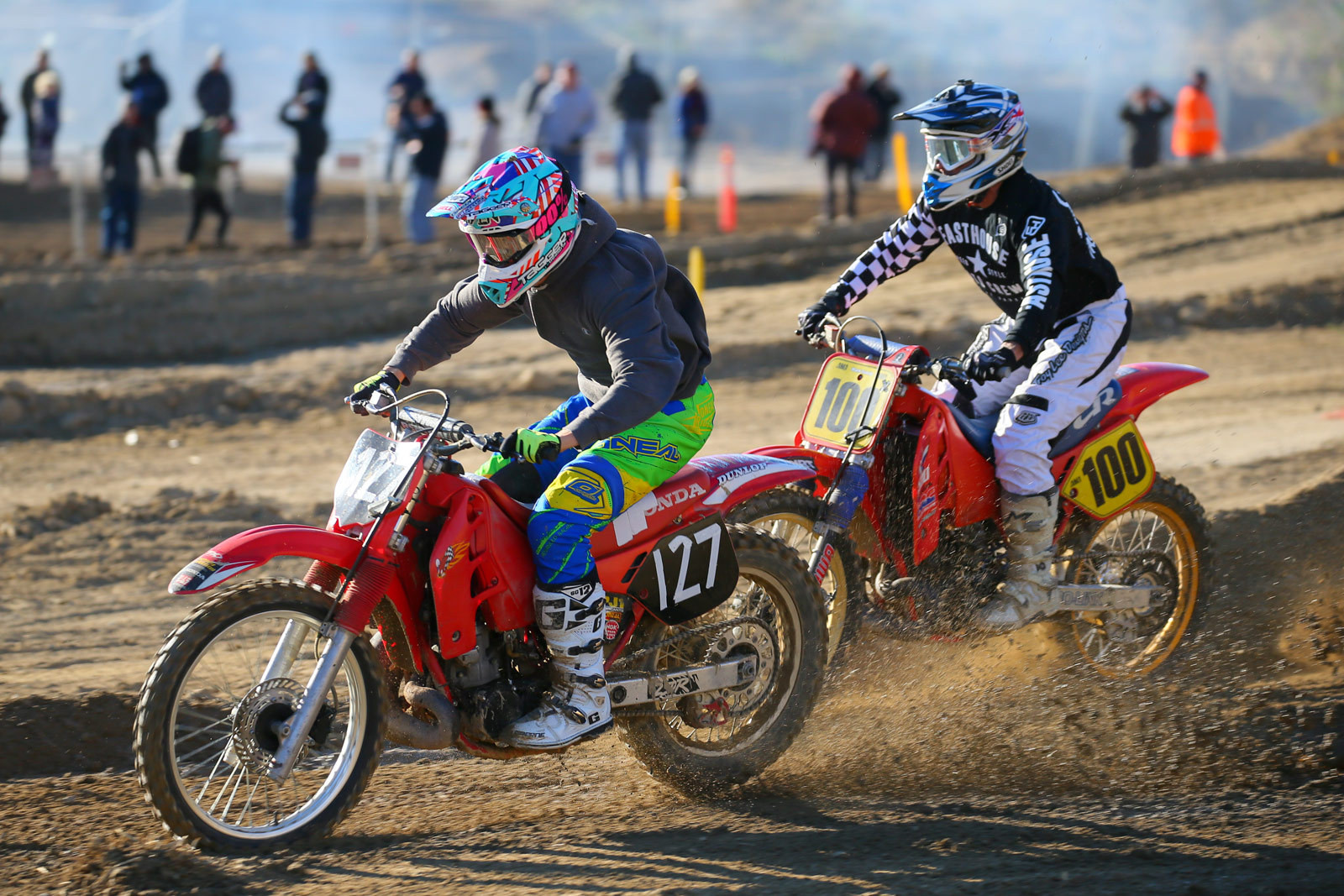 Vintage Action - Friday and Saturday at Red Bull Day In The Dirt 18 - Motocross Pictures - Vital MX