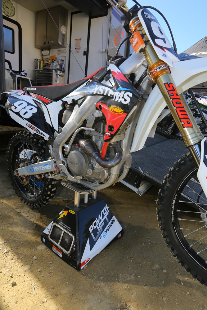Power Lift - Friday and Saturday at Red Bull Day In The Dirt 18 - Motocross Pictures - Vital MX