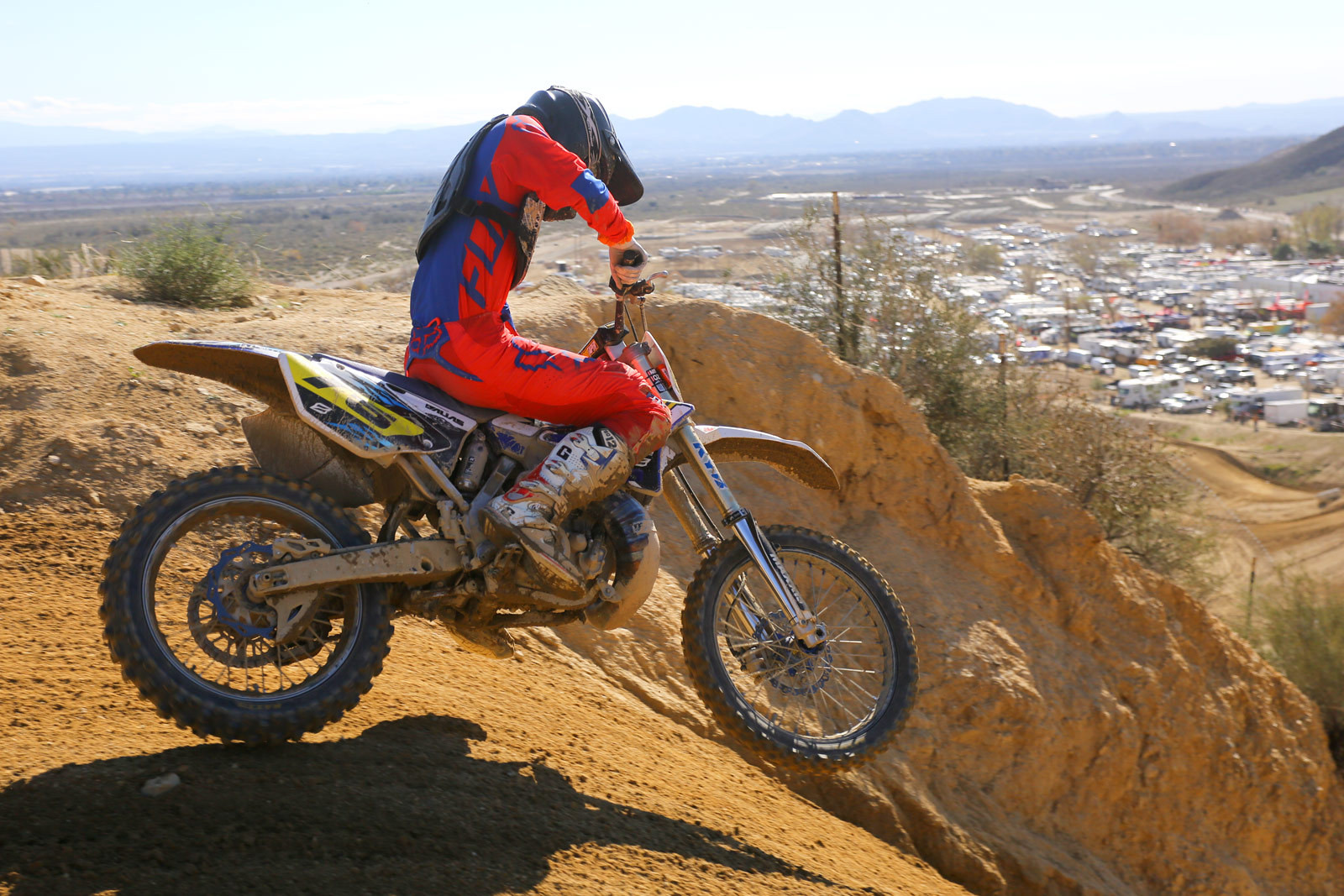 Team races - Friday and Saturday at Red Bull Day In The Dirt 18 - Motocross Pictures - Vital MX