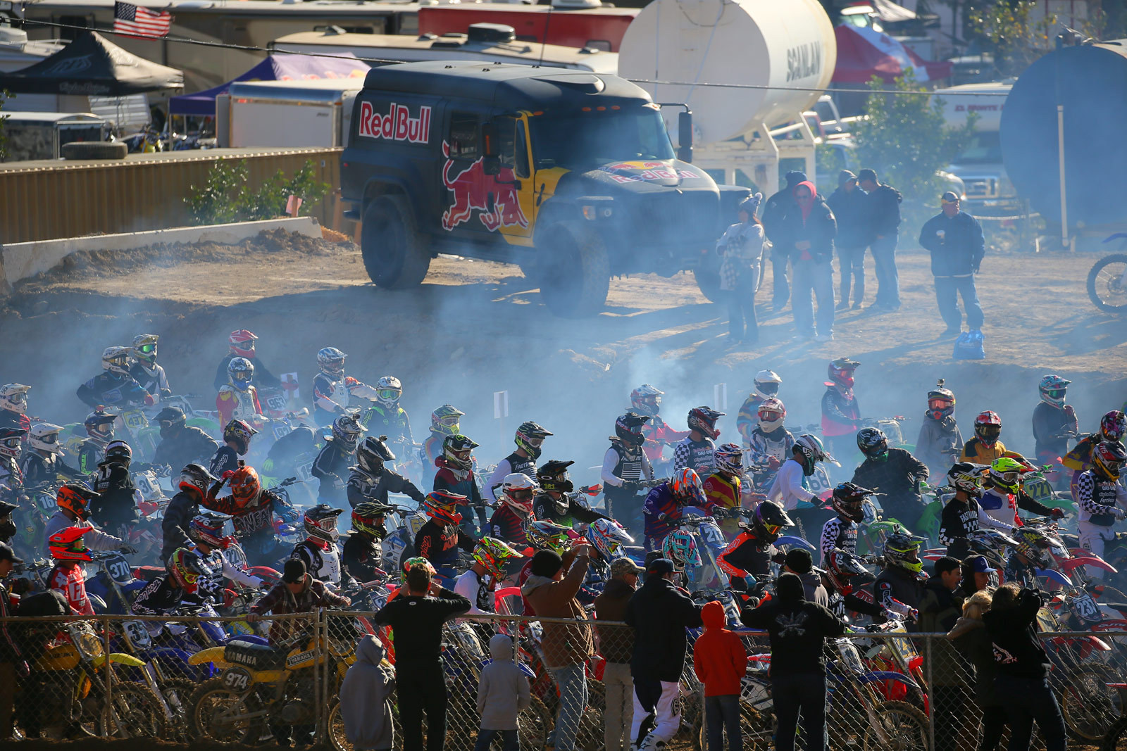 FMF 2-Stroke Revival Race - Friday and Saturday at Red Bull Day In The Dirt 18 - Motocross Pictures - Vital MX