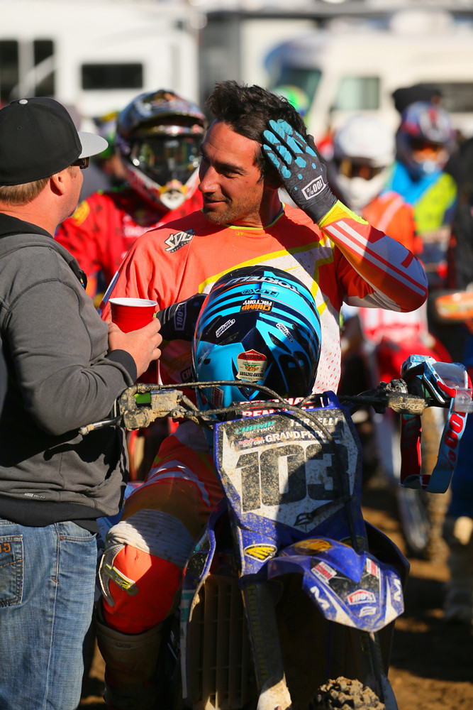 Pro/Am GP - Friday and Saturday at Red Bull Day In The Dirt 18 - Motocross Pictures - Vital MX