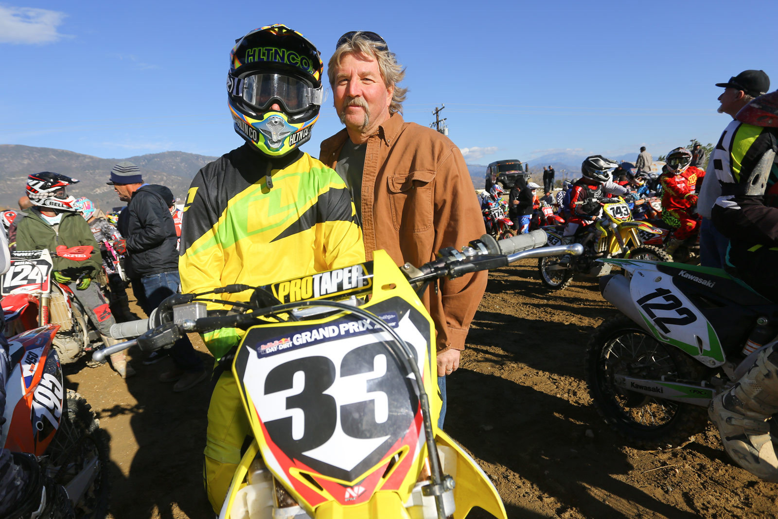 Generations - Sunday at Red Bull Day In The Dirt 18  - Motocross Pictures - Vital MX